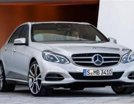 Mercedes-Benz E Saloon