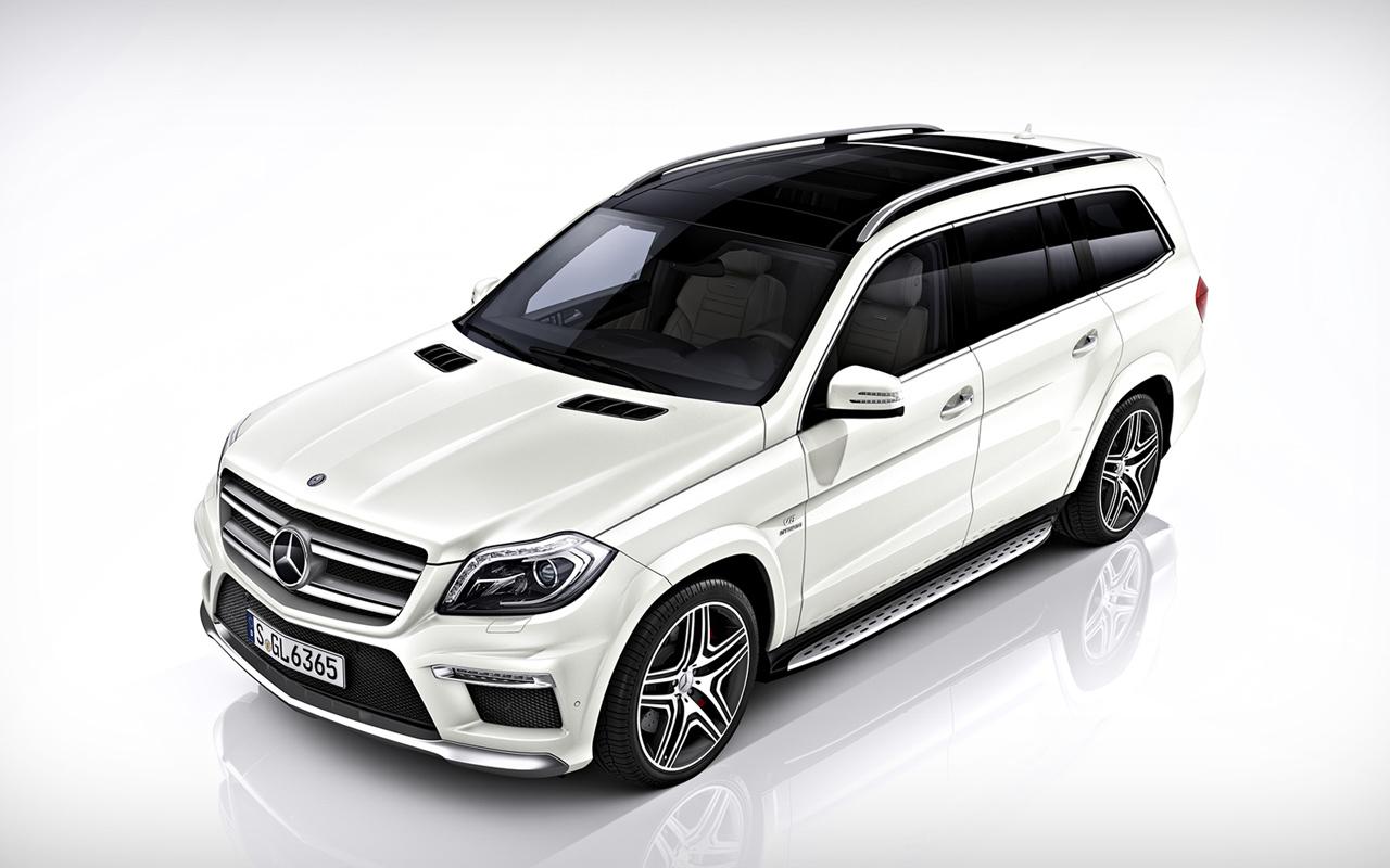 Mercedes gl 63 amg фото